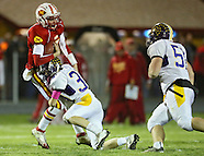 High School Football - Central DeWitt at Marion - October 29, 2012