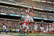 PHILADELPHIA, PA - NOVEMBER 22: Wide Receiver Russell Shepard #89 of the Tampa Bay Buccaneers during the game against the Philadelphia Eagles at Lincoln Financial Field on November 22, 2015, in Philadelphia, Pennsylvania. The Buccaneers won 45-17. (photo by Mike Carlson/Tampa Bay Buccaneers)