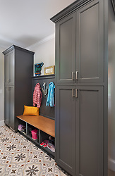 T_Street private home mudroom