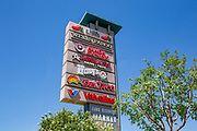 Lake Elsinore Market Place Signage