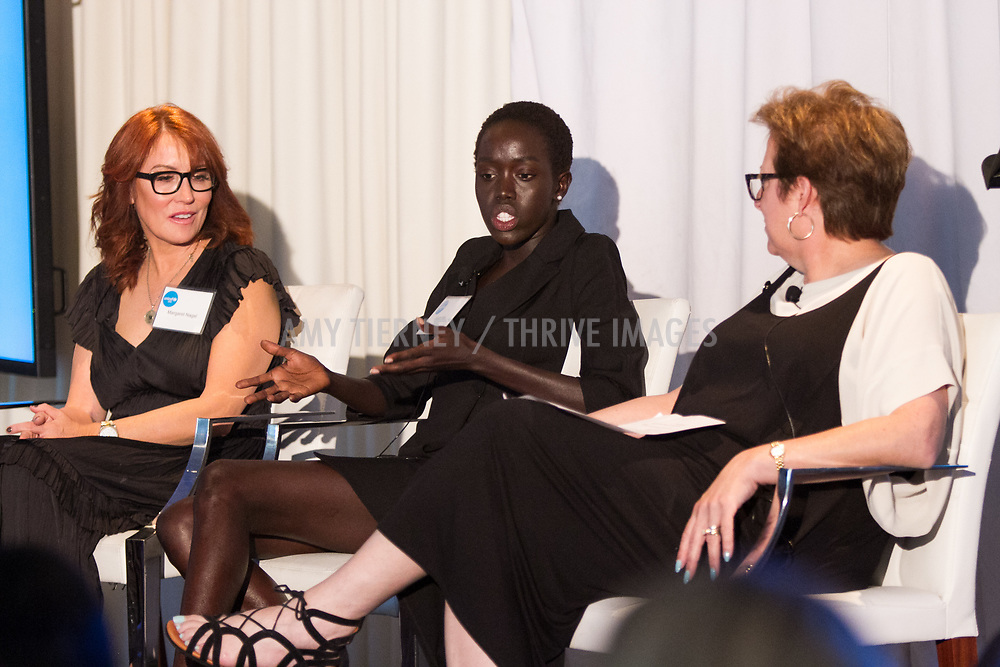 Margaret Nagle, Kuoth Wiel, Caryl Stern