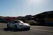 April 29-May 1, 2016: IMSA Monterey Sportscar Grand Prix. #912 Earl Bamber, Frederic Makowiecki, Porsche North America, Porsche 911 RSR GTLM