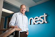 Chip Lutton, general counsel for Nest in Palo Alto, CA