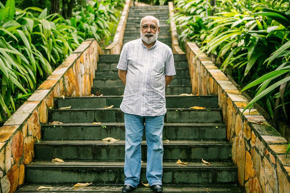 Belo Horizonte_MG, 01 de Abril de 2013<br /> <br /> DC Análise<br /> <br /> Retrato José Carlos Carvalho (Ex Secretario estadual de Meio Ambiente e consultor ambiental)<br /> <br /> Foto: BRUNO SENNA/ NITRO