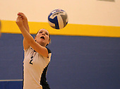 NCAA Women Volleyball: Immaculata at Notre Dame