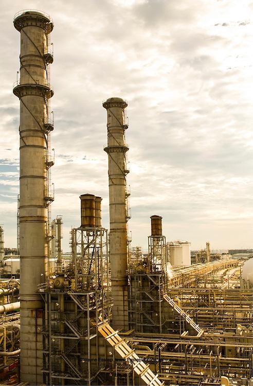 Cogen plant, Palau Ayer Chawan Refinery, Singapore