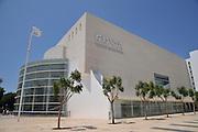 Israel, Tel Aviv The recently renovated Habimah theatre