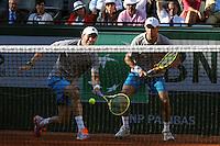 Bob BRYAN / Mike BRYAN  - 06.06.2015 - Jour 14 - Finale Double Messieurs - Roland Garros 2015<br /> Photo : Nolwenn Le Gouic / Icon Sport
