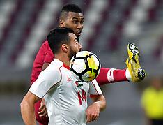 Qatar v Palestine - 11 Sept 2018