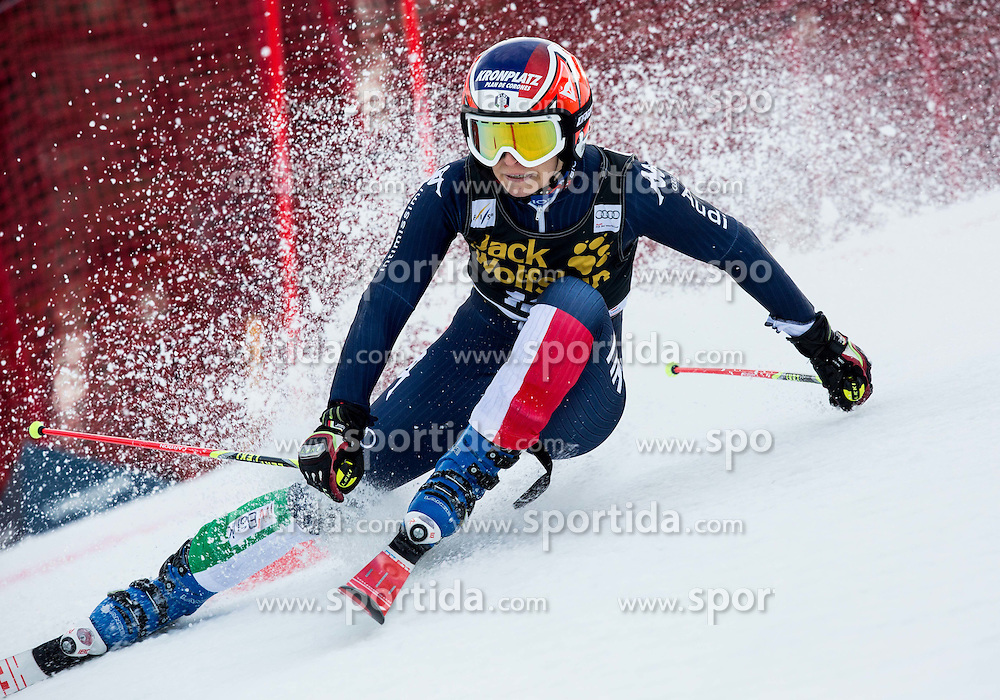 Manuela Moelgg (ITA) competes during 7th Ladies' Giant slalom at 52nd Golden Fox - Maribor of Audi FIS Ski World Cup 2015/16, on January 30, 2016 in Pohorje, Maribor, Slovenia. Photo by Vid Ponikvar / Sportida