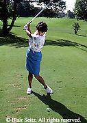 Golf, Pennsylvania Outdoor recreation, Senior Woman Golf Player, Camp Hill Country Club,  PA