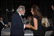 DAVID PUTNAM; BARBARA BROCCOLI, Liberatum Cultural Honour for Francis Ford Coppola<br /> with Bulgari Hotel & Residences, London. 17 November 2014