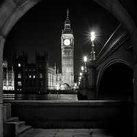 House of Parliament and Big Ben, Westminster, London, uk