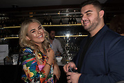 TALLIA STORM, Sicily Lifestyle and Michael Roberts Host a film screening of  Sicily My Love. Bulgari Hotel, 20 March 2018