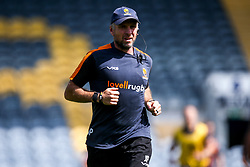 during training ahead of the Gallagher Premiership fixture against Harlequins - Mandatory by-line: Robbie Stephenson/JMP - 24/08/2020 - RUGBY - Sixways Stadium - Worcester, England - Worcester Warriors Training