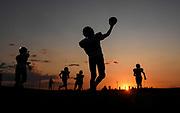 High School football playoffs start Thursday night for all nine-man classes along with 11B. (Matt Gade / Republic)