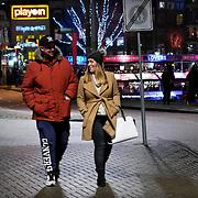 December 9, 2016 - 19:33<br /> The Netherlands, Amsterdam - Stationsplein