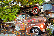 B.O's Fish Wagon Key West, Florida.