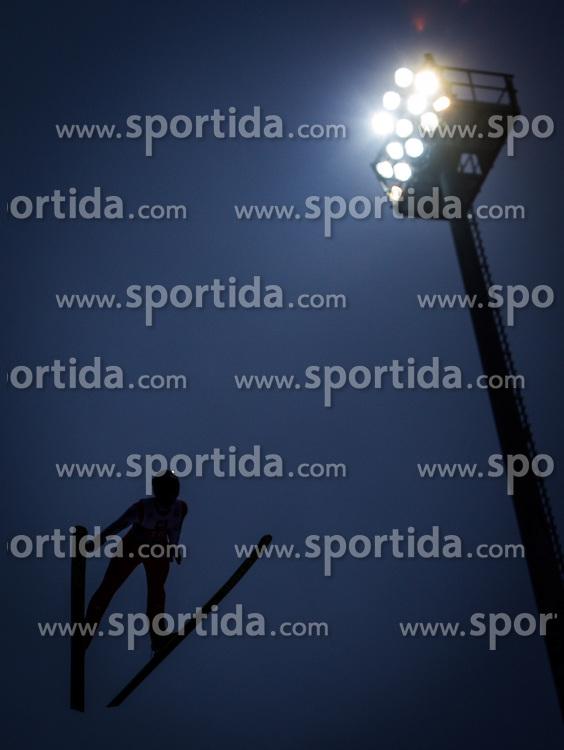 06.01.2013, Paul Ausserleitner Schanze, Bischofshofen, AUT, FIS Ski Sprung Weltcup, 61. Vierschanzentournee, Training, im Bild Thomas Morgenstern (AUT) // Thomas Morgenstern of Austria during practice Jump of 61th Four Hills Tournament of FIS Ski Jumping World Cup at the Paul Ausserleitner Schanze, Bischofshofen, Austria on 2013/01/06. EXPA Pictures © 2012, PhotoCredit: EXPA/ Juergen Feichter