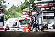 #227 (WEBSTER Liam) GER at Round 5 of the 2019 UCI BMX Supercross World Cup in Saint-Quentin-En-Yvelines, France