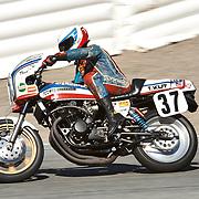 Former AMA Pro Superbike racer Thad Wolff at Laguna Seca. Monterey, CA | Motorcyclist Magazine