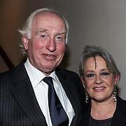 NLD/Amsterdam/20150202 - Willeke Alberti 70 jaar, Fred Oster en partner Jennifer