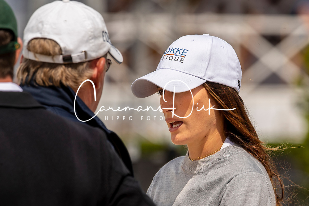 Springsteen Jessica, USA<br /> Grand Prix Rolex powered by Audi <br /> CSI5* Knokke 2019<br /> © Hippo Foto - Dirk Caremans<br /> 30/06/2019
