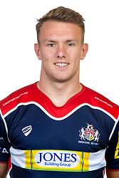 Max Carpenter of Bristol Rugby - Rogan Thomson/JMP - 22/08/2016 - RUGBY UNION - Clifton Rugby Club - Bristol, England - Bristol Rugby Media Day 2016/17.