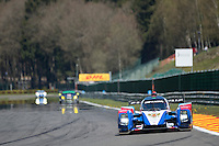 Nicolas Minassian (FRA) / Maurizio Mediani (ITA) / David Markozov (RUS) #27 SMP Racing BR Engineering BR01 Nissan, Free Practice 1  as part of the WEC 6 Hours of Spa-Francorchamps 2016 at Circuit Spa-Francorchamps, Stavelot, Spa-Francorchamps, Belgium . May 05 2016. World Copyright Peter Taylor/PSP. Copy of publication required for printed pictures.  Every used picture is fee-liable. http://archive.petertaylor-photographic.co.uk
