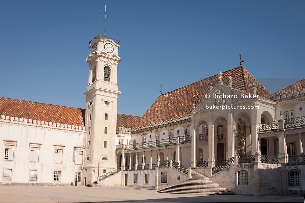 Founded by King Dinnis in 1290, one of the oldest universities in the world is Velha Universidade in Paco das Escolas, Coimbra University, Portugal.