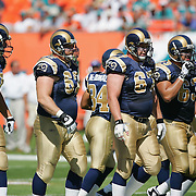 2004 Rams at Dolphins
