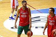 Filippo Baldi Rossi<br /> Raduno Nazionale Maschile Senior<br /> Allenamento pomeriggio<br /> Cagliari, 02/08/2017<br /> Foto Ciamillo-Castoria/ M. Brondi