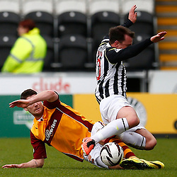St Mirren v Motherwell | Scottish Premiership | 5 April 2014