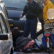 Politieagent menno mulder aangereden door scooter