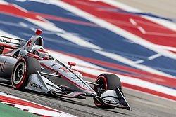 March 22, 2019 - Austin, Texas, U.S. - WILL POWER (12) of Australia wins the pole for the INDYCAR Classic at Circuit Of The Americas in Austin, Texas. (Credit Image: © Walter G Arce Sr Asp Inc/ASP)