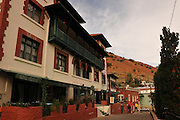 The Copper Queen Hotel in Bisbee, Arizona, USA.