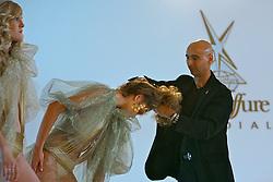 """Show """"The most beautiful hair in the world"""", apresentado pela Intercoiffure Mundial durante o 20 Congresso Mundial da Intercoiffure - ICD Rio 2008, que acontece de 18 a 20 de maio, no hotel Intercontinental, no Rio de Janeiro . FOTO: Jefferson Bernardes / Preview.com"""