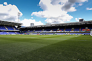 Stadium shot during the Sky Bet Championship match between Ipswich Town and Milton Keynes Dons at Portman Road, Ipswich, England on 30 April 2016. Photo by Simon Davies.