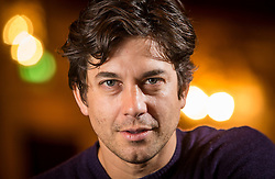 "Adam Garcia, speaks to Matt at The Usher Hall, Edinburgh. He is starring in the forthcoming production of ""Tonight from the West End' on 25/4/2015."