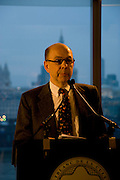 ANTHONY D'OFFAY, The Presentation of the Montblanc de la Culture Arts Patronage Award to Anthony D'Offay. Tate Modern. 16 April 2009<br /> ANTHONY D'OFFAY, The Presentation of the Montblanc de la Culture Arts Patronage Award to Anthony D'Offay. Tate Modern. 16 April 2009 *** Local Caption *** -DO NOT ARCHIVE-© Copyright Photograph by Dafydd Jones. 248 Clapham Rd. London SW9 0PZ. Tel 0207 820 0771. www.dafjones.com.
