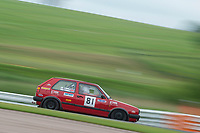 #81 Paul CONNELL VW Golf GTi  during CSCC Advantage Motorsport Future Classics as part of the CSCC Oulton Park Cheshire Challenge Race Meeting at Oulton Park, Little Budworth, Cheshire, United Kingdom. June 02 2018. World Copyright Peter Taylor/PSP.