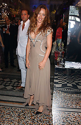 Fashion designer ALICE TEMPERLEY at the opening party for Diamonds - a new exhibition at The Natural History Museum, London in association with De Beers held on 6th July 2005.<br /><br />NON EXCLUSIVE - WORLD RIGHTS