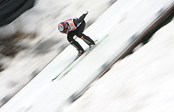 Jernej Damjan (SLO) at Flying Hill Individual in 2nd day of 32nd World Cup Competition of FIS World Cup Ski Jumping Final in Planica, Slovenia, on March 20, 2009. (Photo by Vid Ponikvar / Sportida)