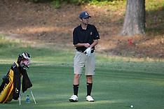 Men's Golf Round 3