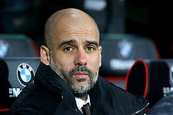 Manchester City manager Josep Guardiola - Mandatory by-line: Jason Brown/JMP - 13/02/2017 - FOOTBALL - Vitality Stadium - Bournemouth, England - Bournemouth v Manchester City - Premier League
