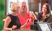 """Exclusive<br /> <br /> Fake Lotto woman Susanne Hinte pictured at  Malmaison hotel in Birmingham,, according to one hotel staff member she had booked the hotel with a select group of friends after she was due in court for the verdict of her trial for theft, staff member who does not want to be named said """"none of us know what Ms Hinte was celebrating last night"""" her court case according to the hotel was put back but as she had paid out for the hire it still went ahead, <br /> ©JS/Exclusivepix Media"""