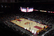 Nov 8, 2019; Los Angeles, CA, USA; General overall view of the Galen Center during an NCAA basketball game between the Southern California Trojans and the Portland Pilots.  USC defeated Portland State 76-65.