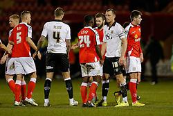 Aaron Wilbraham of Bristol City looks dejected after Crewe Alexandra win 1-0 - Photo mandatory by-line: Rogan Thomson/JMP - 07966 386802 - 20/12/2014 - SPORT - FOOTBALL - Crewe, England - Alexandra Stadium - Crewe Alexandra v Bristol City - Sky Bet League 1.