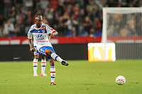 FOOTBALL - FRENCH CHAMPIONSHIP 2012/2013 - L1 - STADE RENNAIS v OLYMPIQUE LYONNAIS - 11/08/2012 - PHOTO PASCAL ALLEE / HOT SPORTS / DPPI - GUEIDA FOFANA (OL)