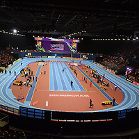 The National Indoor Arena Hosts the IAAF World Indoor Championships, March 4, 2018